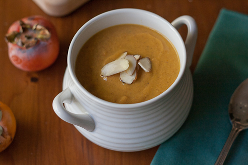 persimmon soup